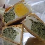Pasqualina Spinach Tart, tipical italian Easter dish